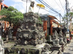 Ubud Fountain