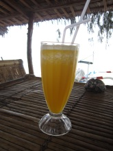 Gili Air Orange Juice
